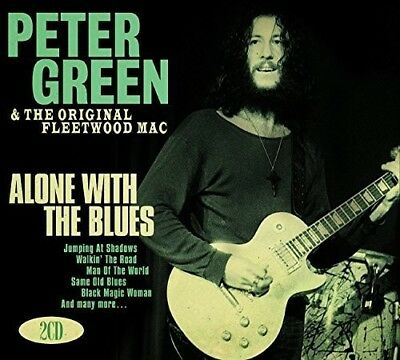 Peter Green - Alone With The Blues [CD New]