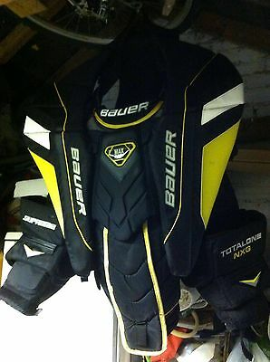 Bauer Total One NXG Ice hockey Chest Armour XL
