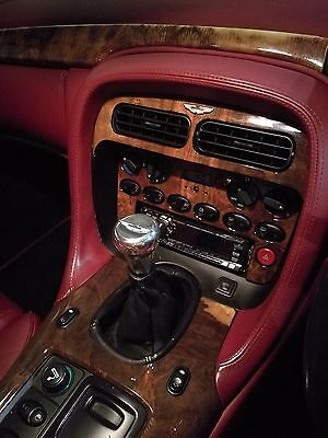 Aston martin DB7 6 cyl Aluminum Manual Gear knob