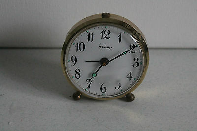 Vintage Blessing Alarm Clock West Germany Untested