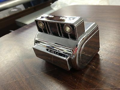 Chrome Dual Fire Ignition Coil For Harley Davidson Big Twin And Sportster Models