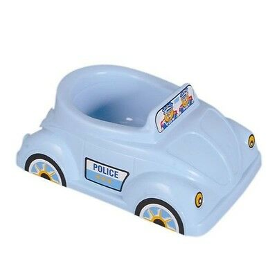 *new* Musical Car Potty  (Police)