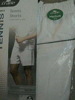 crane medium mens tennis shorts