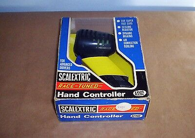 Scalextric Vintage Race-Tuned Hand Controller