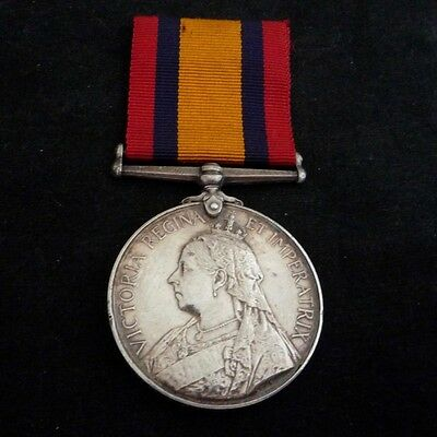 Queen's Mediterranean Medal - Northumberland Fusiliers