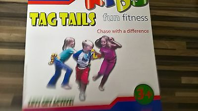 Tag Tails. RRP £15.99