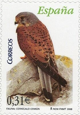 Spain - 2008 Flora and Fauna - 15 sets of 2 self-adhesive stamps - MNH