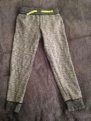 Boys H&M Grey Tracksuit Bottoms age 6-7 Years