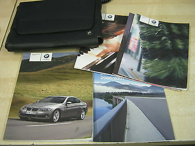 Bmw 3 Series Coupe  Owners Manual - Guide - Handbook 2004-2008