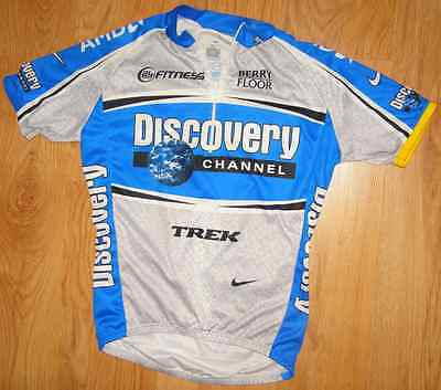 Nike Discovery Channel Group Dri-Fit Original Shirt - Size M
