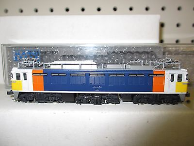 Kato N Scale 3021-4 EF81 Engine New