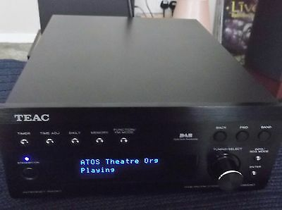 TEAC T-H380DNT Wi-FI+ (4 in 1 Tuner)