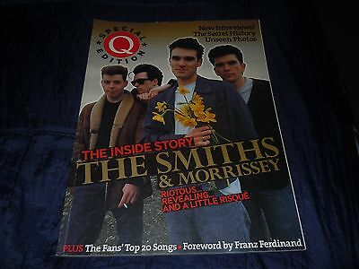 The Smiths/morrissey Q Special Edition Magazine
