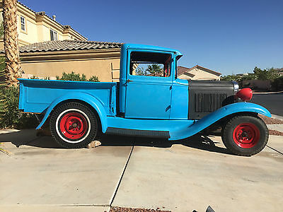 1931 Ford Other Pickups  1931 Ford Pickup Wide Box
