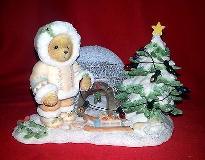"""Cherished Teddies - Northrop #104139 """"You Make Every Place Merrier"""""""
