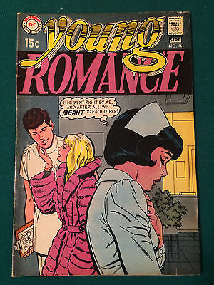 DC's young Romance #161