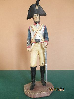 Ceramics Resin? 'Napoleon French Cuirassier Officer c1815 (280mm - 12 inches)