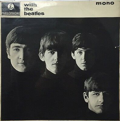 The Beatles - With The Beatles UK Mono PMC 1206