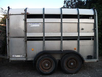 Ifor Williams Cattle Sheep Livestock Trailer