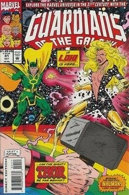 """Comic Marvel """"Guardians of the Galaxy #41"""" 1993 NM"""