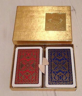 Vintage David Westnedge Playing Cards, 2 Sets With Box