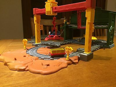 thomas the tank engine Take And Play Sodor Shipping Company