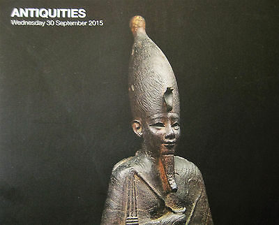 A Collection of 7 Antiquities Auction Catalogs
