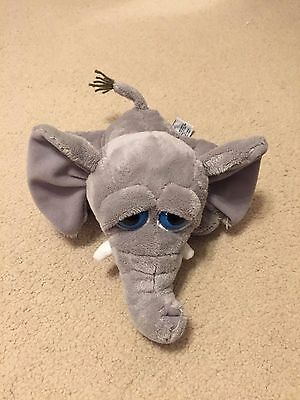 """T32 Russ Lil Peepers Elephant GAZOO 11"""" New without tag"""