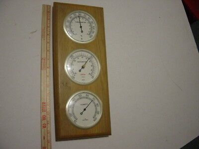 Barometer-Weather Station Temp, Humidity and Pressure