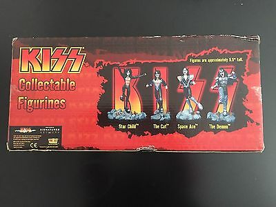 KISS Collectible Figurines Destroyer Set