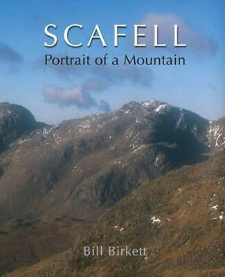 Scafell: Portrait of a Mountain by Bill Birkett Hardcover Book (English)