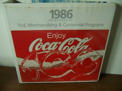 Coca-Cola 1986 Marketing Info - Internal Promotion Info For Employees