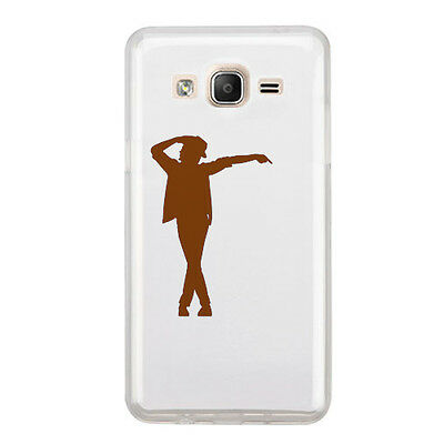Jackson Dancing Sticker Die Cut Decal for mobile cell phone Smartphone Decor