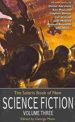 Solaris Book of New Science Fiction by George Mann Paperback Book