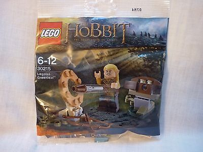 Lego 30215 The Hobbit Legolas Greenleaf Minifigure Promo New (Stocking Filler)