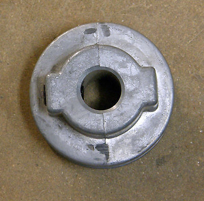 """Chicago Die Casting 1-3/4"""" X 1/2"""" Bore Single Groove V-Belt Pulley"""