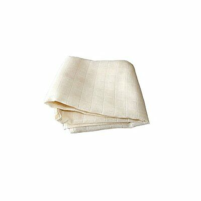 Disana (Pack of 2) Muslin Flat Nappy/diaper/liner 100% Organic Cotton