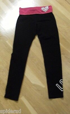 Girl's DANSKIN NOW LOVE stretch pants - size Large 10-12 - EUC
