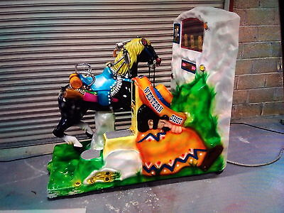 coin operated kiddie ride, free delivery mainland UK.