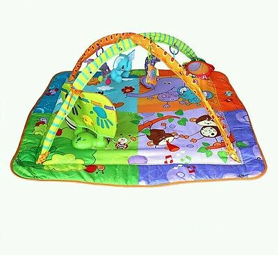 baby developing play mat  children toys gym rug musical playmat