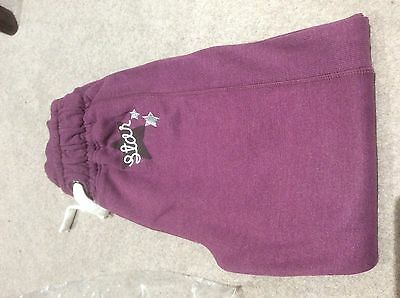 Beautiful Top Quality Brand New Next Plum Joggers Size 11Yrs