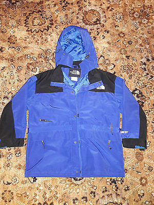 Childrens Kids The North Face Hooded Jacket Gore-Tex Xl Extra Large No Lining