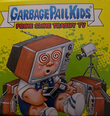 2016 Garbage Pail Kids Gpk Prime Slime Complete Your Set Pick 2 For $1