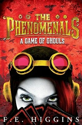 A Game of Ghouls (The Phenomenals) (Paperback), Higgins, F. E., 9780330507561
