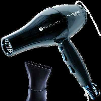 Infinity Gold Professional Blow Dryer