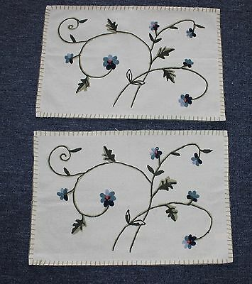 Cloth Placemats x 2