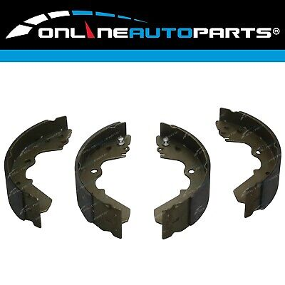 Rear Brake Shoe Set for Rodeo TF 88-96 TFR16 TFR17 TFR54 TFR55 TFS17 TFS54 TFS55