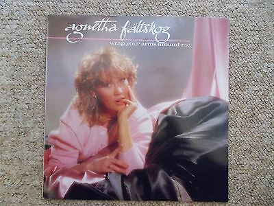 Agnetha Faltskog 1983 Vinyl LP Wrap Your Arms Around Me