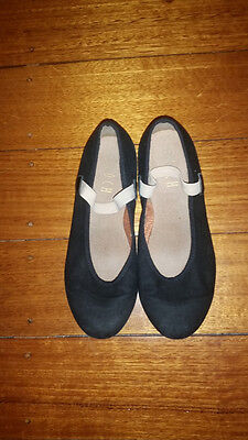 Bloch Character shoes size 5.5