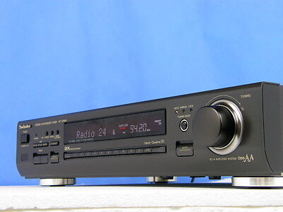Technics Top End Radio Tuner Class Aa